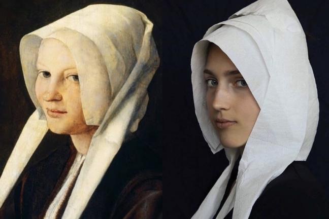 Internauci odtwarzają najbardziej znane dzieła sztuki w domu