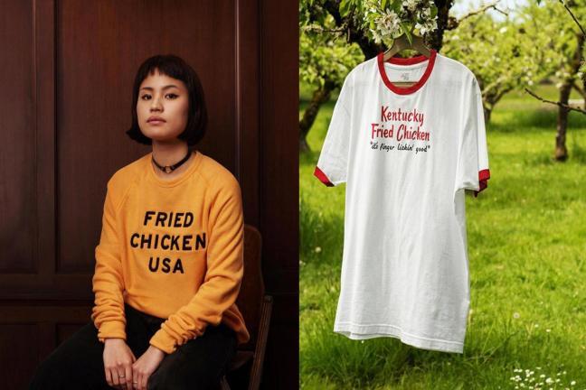 KFC wypuszcza swoją linię ubrań