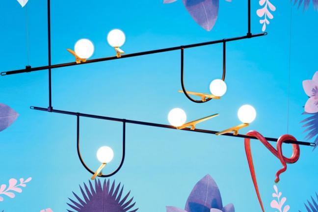 Światło od jaskółek - Artemide