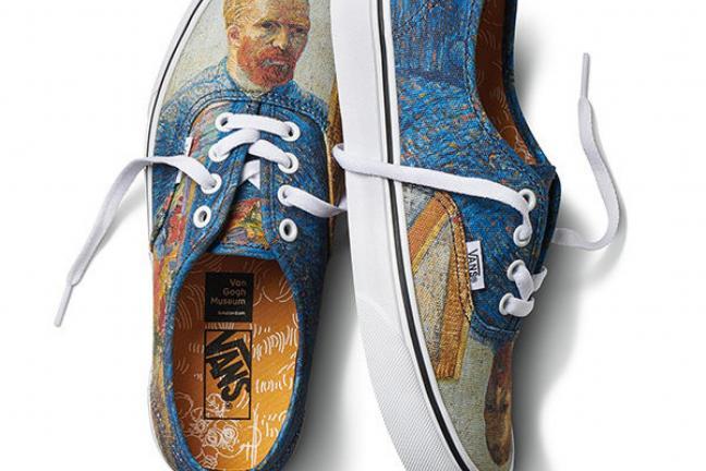 Vans stworzy kolekcję wraz z Muzeum van Gogha