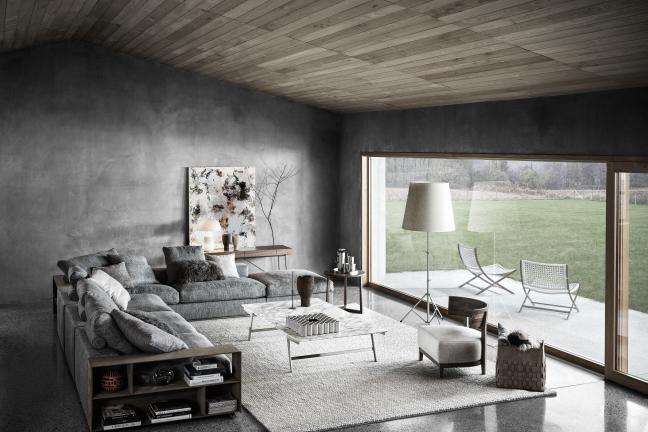 Groundpiece marki Flexform – słynna sofa kończy 20 lat!