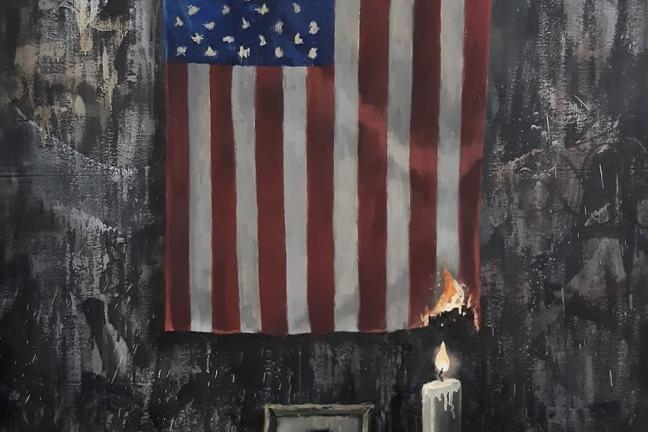 Banksy komentuje śmierć George'a Floyda