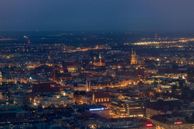 Wrocław jednym z najlepszych miasta świata do zwiedzania na Święta