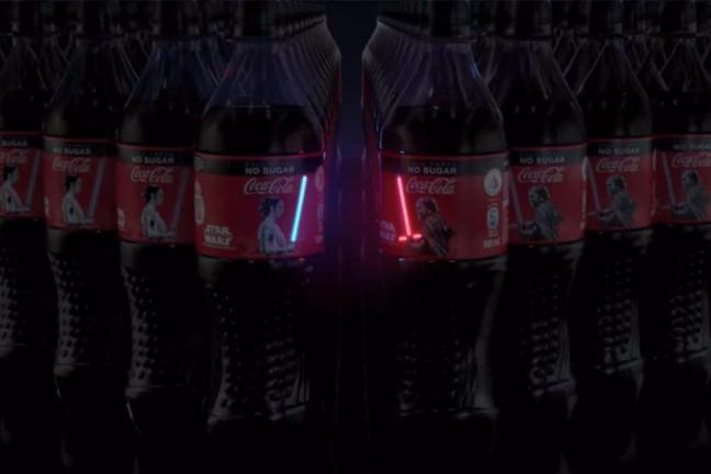 Limitowa edycja Coca-Coli ze Star Wars