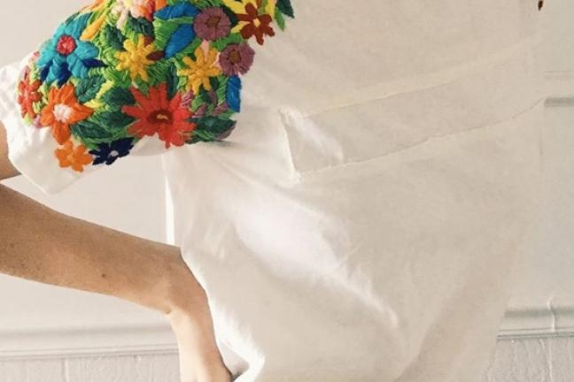 Kwiatowe hafty Tessy Perlow