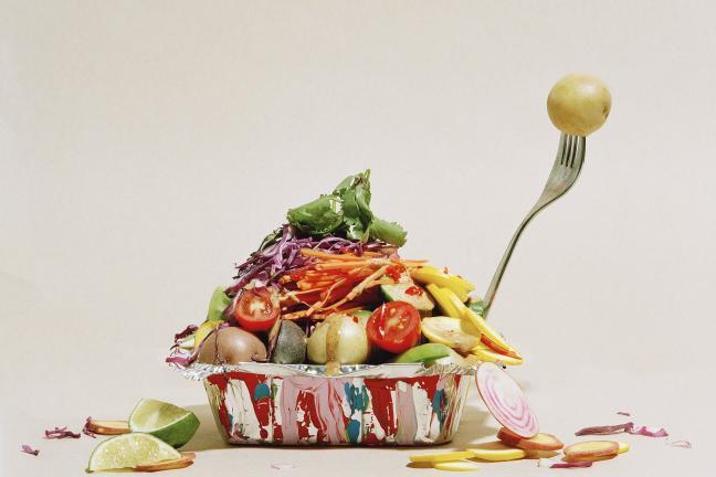 Kulinarne przepisy dla miłośników architektury