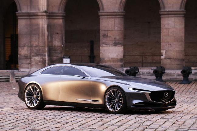 10 lat KODO – niezwykłej stylistyki projektowania samochodów Mazda