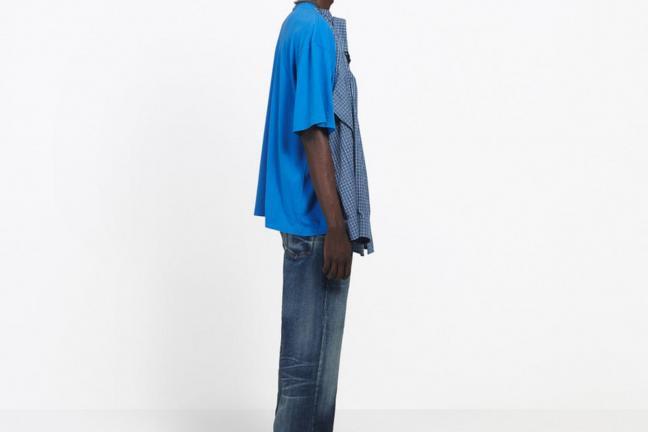 Balenciaga proponuje oryginalny t-shirt