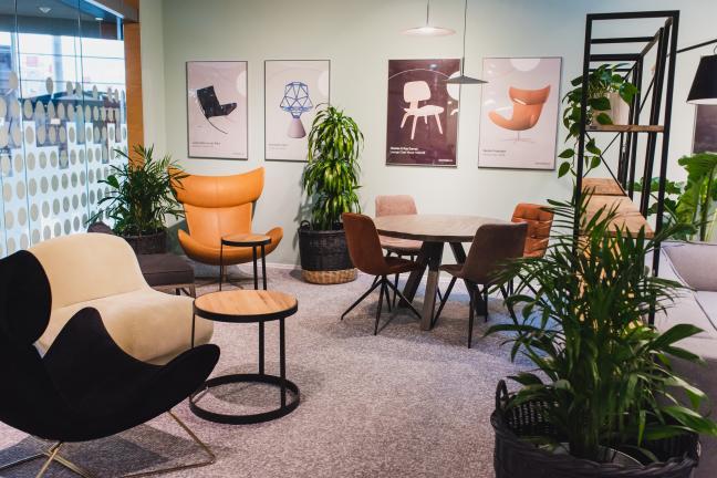 Nowa przestrzeń coworkingowa Domospace