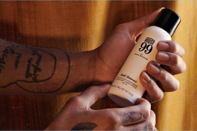 David Beckham tworzy swoją markę