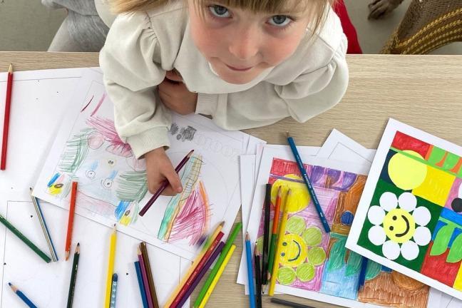 Projektowanki - lekcja estetyki dla najmłodszych