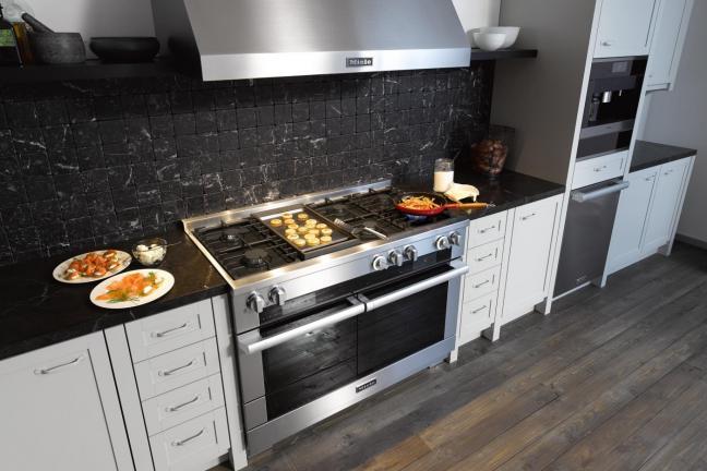 Range Cooker do loftowych przestrzeni