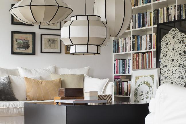 Skandynawskie lampy z azjatyckim akcentem