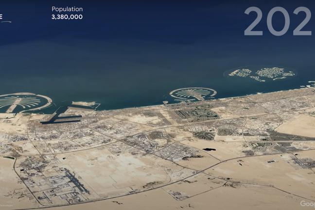 Google Earth pokaże zmiany klimatyczne