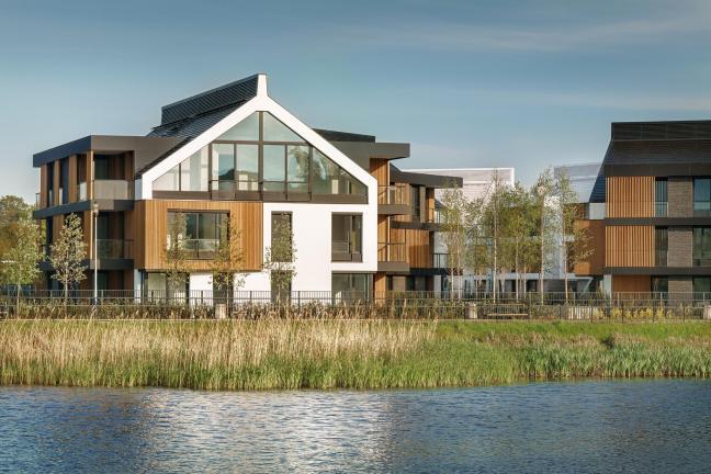 Nagrody budownictwa ekologicznego dla gdańskiego osiedla