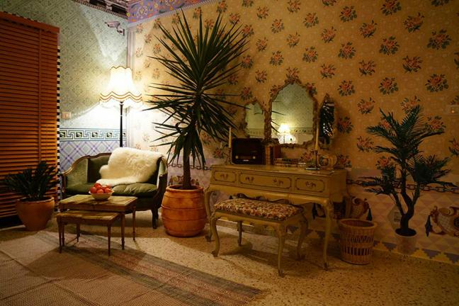 Banksy otworzył hotel w Betlejem
