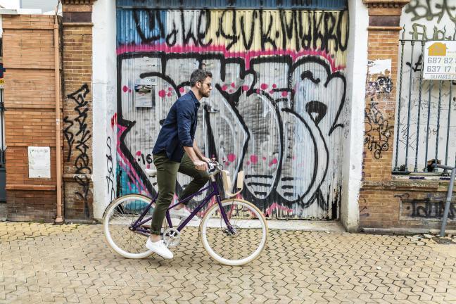 Rowery RE:CYCLE – drugie życie kapsułek Nespresso!