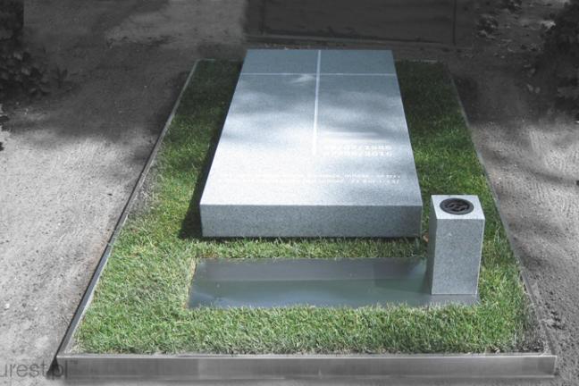Design na cmentarzu
