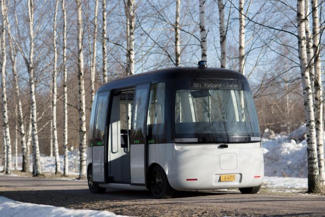 Autonomiczny autobus od Muji rusza na fińskie ulice