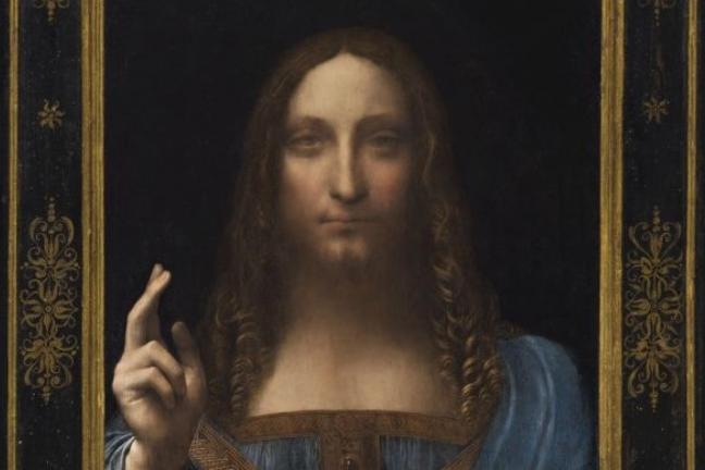 The only picture of Leonardo da Vinci in private collection will go to auction