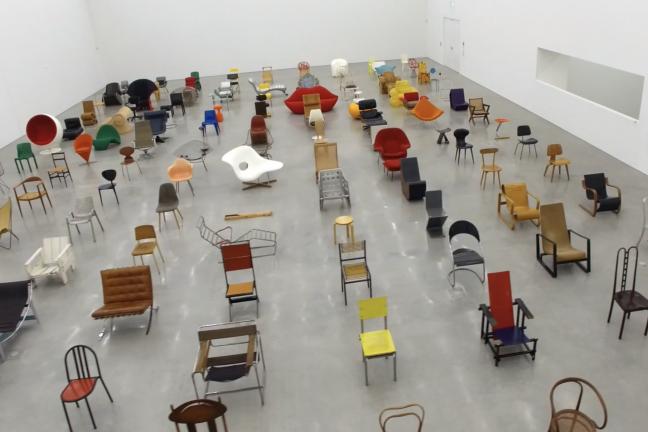 Vitra prezentuje film dokumentalny o krzesłach