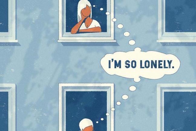 Współczesne problemy na ironicznych ilustracjach