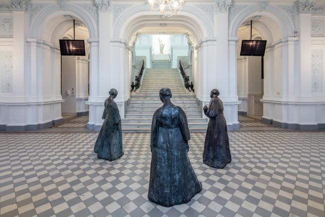 Zachęta – Narodowa Galeria Sztuki ogłasza trzy wyjątkowe projekty na pierwszą połowę 2021 roku