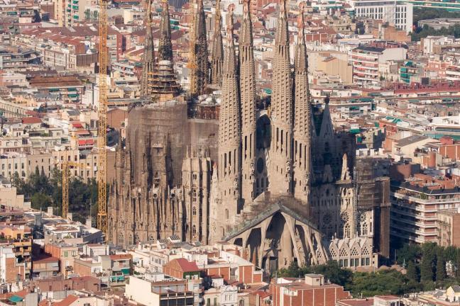 Sagrada Familia samowolką budowlaną