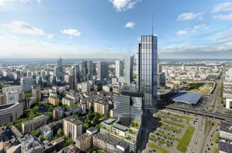 W Warszawie powstanie 13 nowych wieżowców