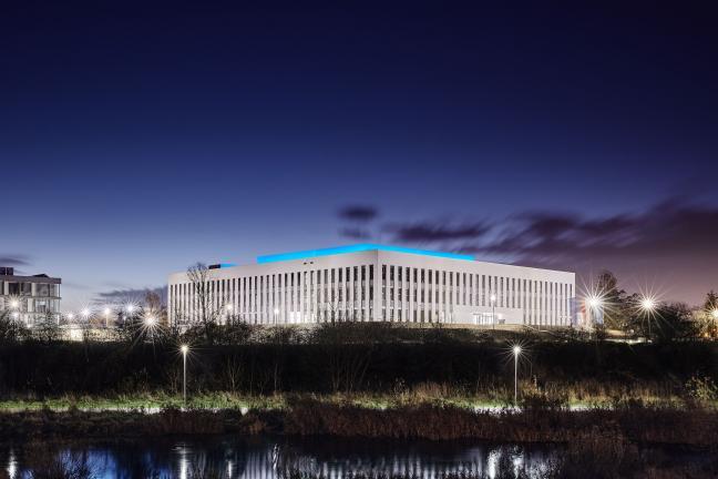 Superenergooszczędna iluminacja budynku Wydziału Architektury Politechniki Poznańskiej