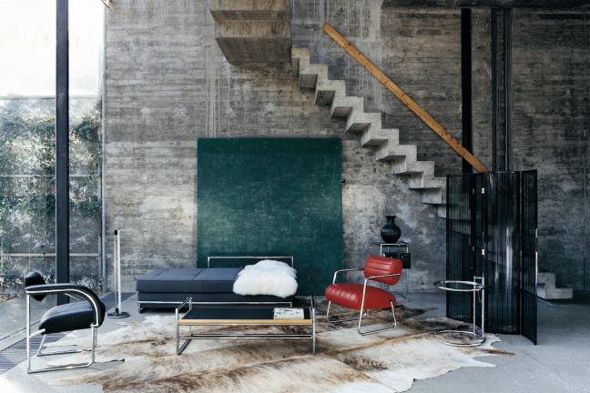 Legendarne projekty Eileen Gray dostępne w showroomie Mood Design