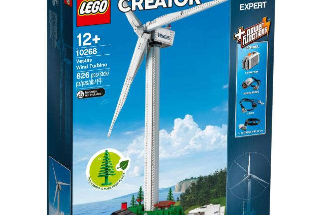 Ekologiczny zestaw LEGO