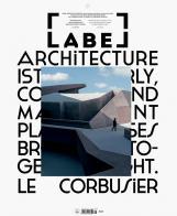 Okładka magazynu LABEL Magazine