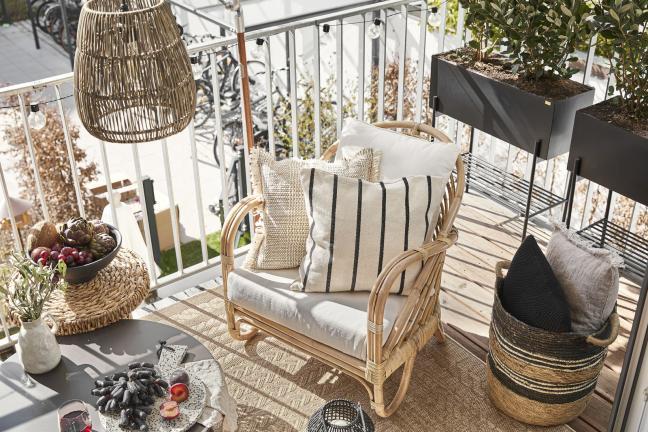 Jak pomysłowo urządzić balkon i taras?