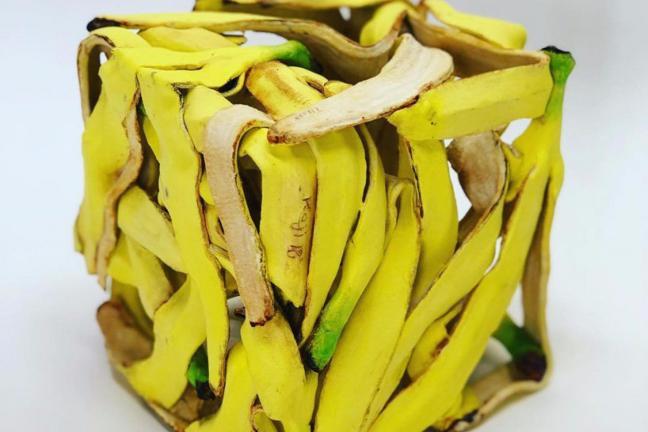 Sztuka z bananów