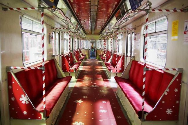 Warszawskie metro przejdzie świąteczną metamorfozę