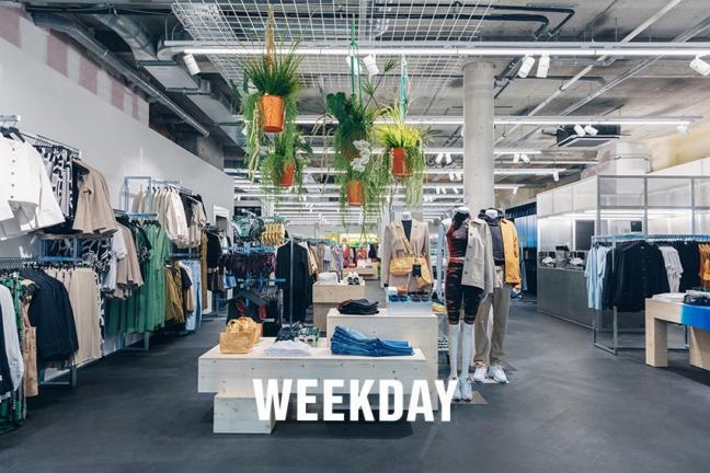 Weekday otwiera pierwszy sklep w Polsce