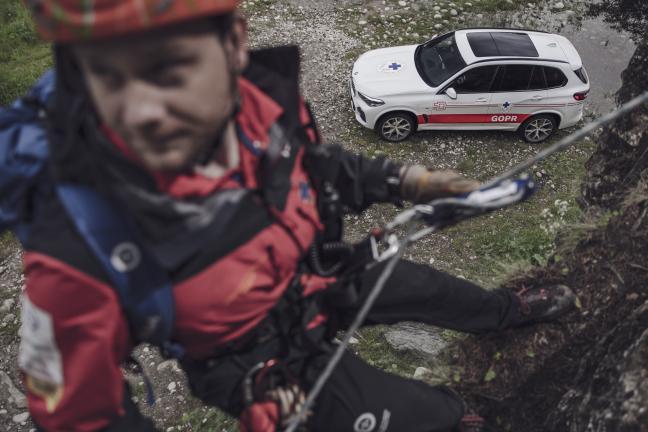 #jestemzgor - GOPR i BMW wspierają ratowników górskich