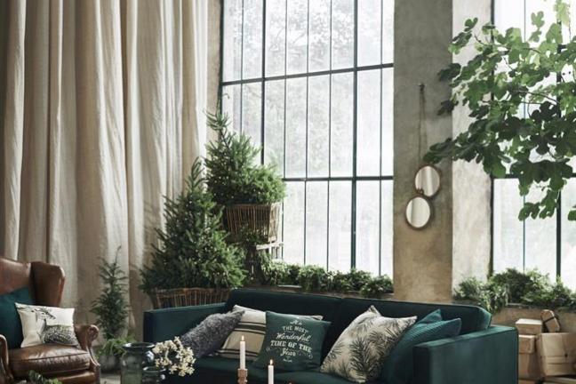 Świąteczna kampania H&M Home