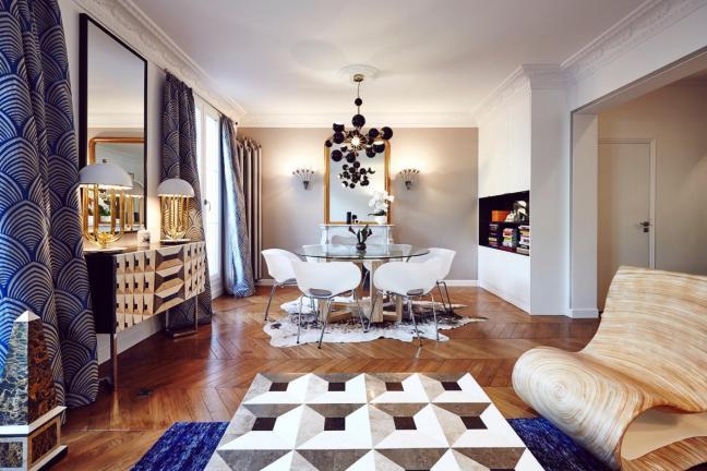 L'Appartement, wyjątkowy showroom marki Rue Monsieur Paris