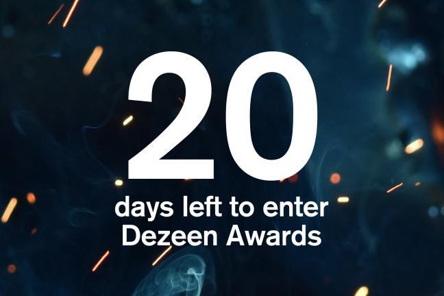 Dezeen Awards 2020: nabór zgłoszeń trwa!