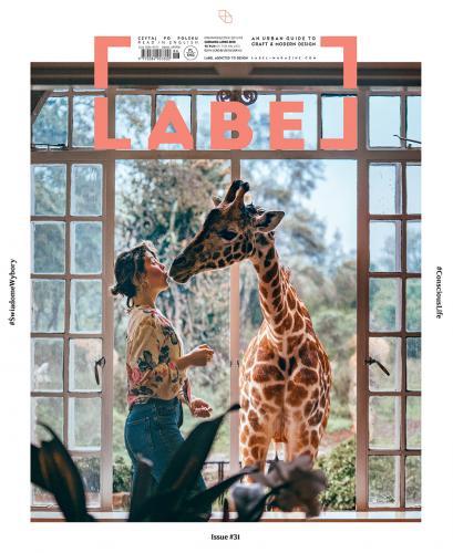 LABEL Magazine #31