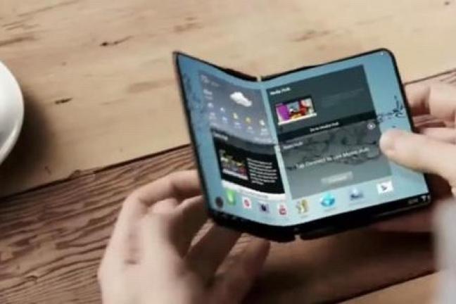 Rozkładany Samsung będzie dwa razy droższy niż iPhone X?