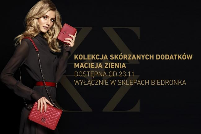 Kolekcja Macieja Zienia w Biedronce