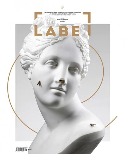 LABEL Magazine #44
