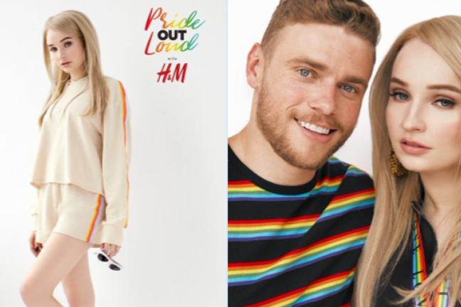H&M stworzy kolekcję wspierającą społeczność LGBTQ
