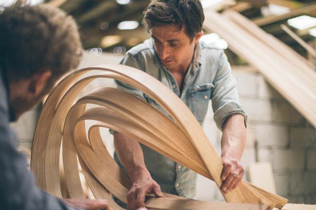 Drewno z twistem