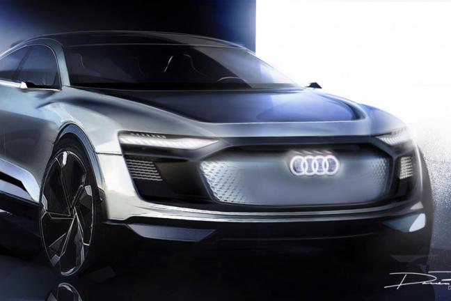Architektura elektromobilości: Audi e-tron Sportback concept