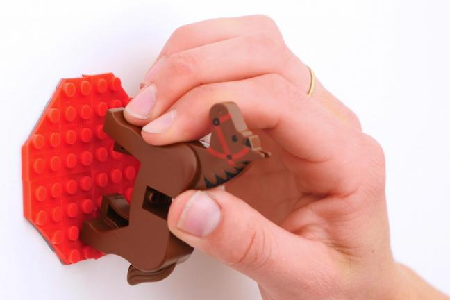 Taśma, dzięki której zbudujesz Lego gdziekolwiek chcesz