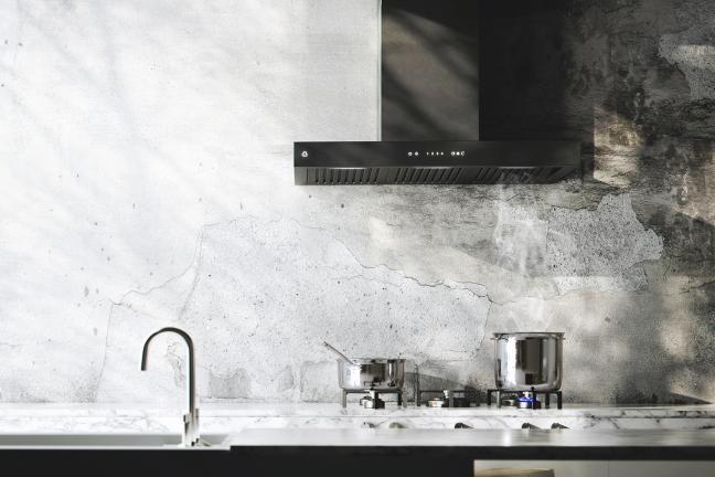 T-Shape – okap idealny do wnętrz w stylu loftowym
